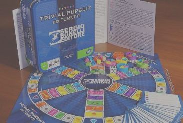Bonelli and Hasbro to create the first Trivial Pursuit of the comics!