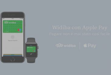 Also Widiba now supports Apple Pay in Italy