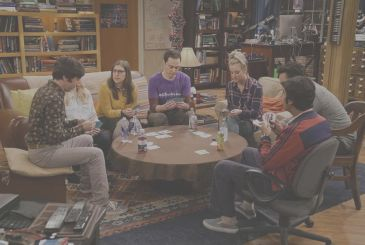 Infinity Lucca will project the Italian premiere of The Big Bang Theory 11