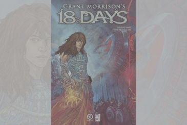 18 Days: the fantasy hindu of Grant Morrison | Review