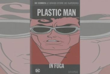 Plastic Man: On the run – DC Comics for The Great Stories of Superheroes 45 | Review