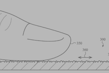 Apple patented 3D-Touch with haptic feedback integrated