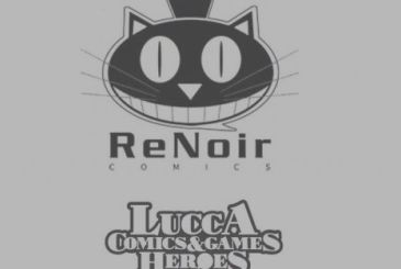 ReNoir: the guests and the news for the Lucca Comics & Games