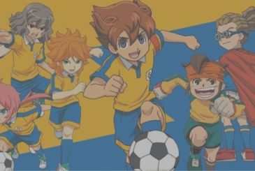 Previews of Inazuma Eleven Reloaded and Ares from Level 5
