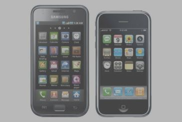 Samsung and Apple continue the legal battle on the design of the iPhone!