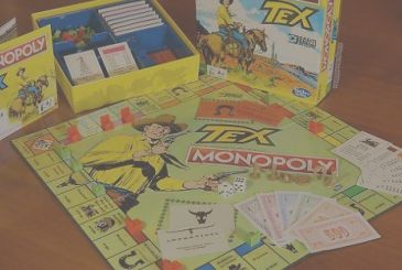 Here comes the Monopoly of Tex Willer!