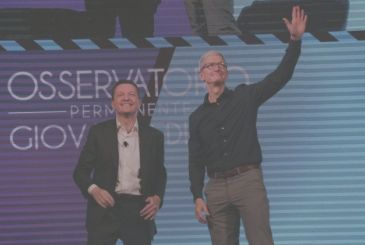 "For Tim Cook Italy ""demonstrates the meaning of excellence"""