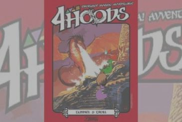 4 Hoods 0 – Tunnels & Trolls | Review preview