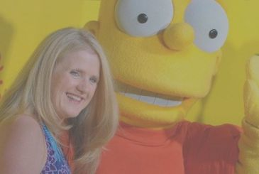 The Simpsons: listen to the actress Nancy Cartwright make 7 entries in 40 seconds!