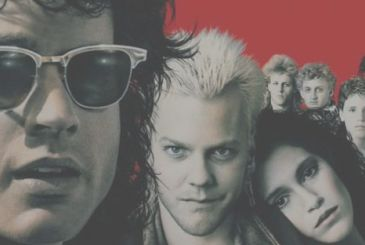 The Lost boys: here's the scene during the credits that we have never seen