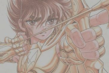 The Knights of the Zodiac, was unveiled in the Seiya unpublished Michi Himeno for Tamashii Nation