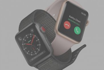 In the USA the Apple Watch Series 3 only costs 25$, but you have to run!
