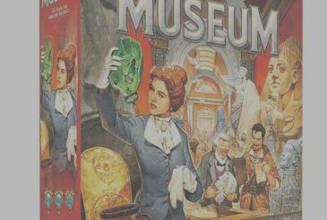 Museum: Holy Grail Games, announce the Kickstarter for his new board game