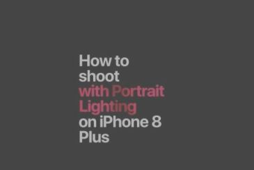 Apple publishes two tutorials dedicated to the Portrait mode Lighting