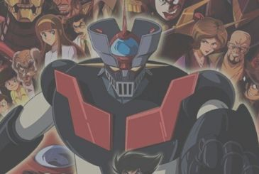 Mazinger — The Legend arrives on the newsstand the new collection of the manga