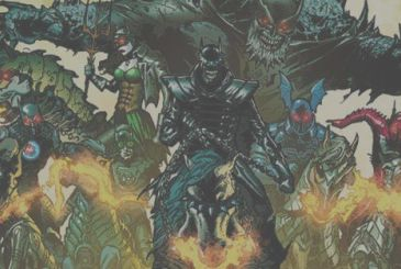 Grant Morrison returns to writing Batman in Dark Knights Rising: The Wild Hunt