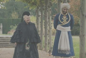 Victoria and Abdul, all of the clips in Italian