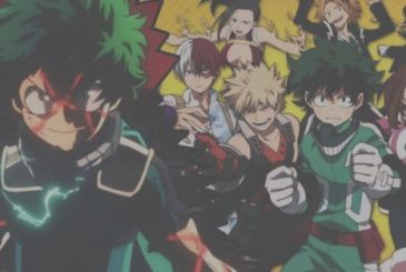 My Hero Academia: unveiled the cover of the 16th volume of the manga