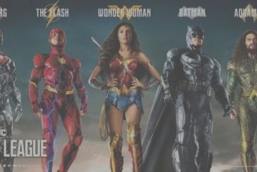 """Justice League: listen to """"Hero Theme"""" by Danny Elfman"""
