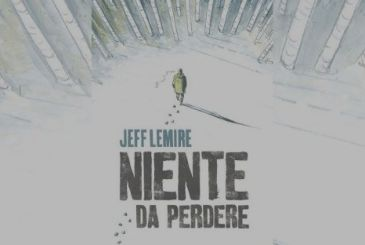Nothing to Lose by Jeff Lemire   Review