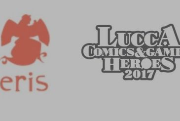 Eris Editions of Lucca Comics & GamesGames 2017: news and guests