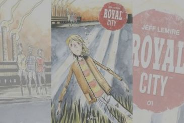 Royal City Volume 1 – the Affairs of the Family of Jeff Lemire   Review