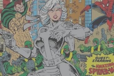 Marvel: the return of Silver Sable!