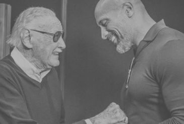 A heartfelt message of Dwayne Johnson for Stan Lee