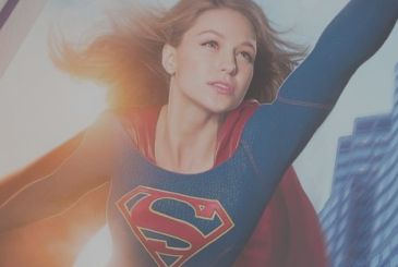 Supergirl: the first official image of the Reign, the major villain of the third season!