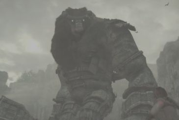 Shadow of the Colossus: new launch trailer – Paris Games Week 2017