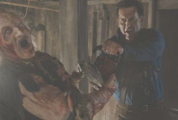 Ash vs. Evil Dead: the first trailer of the third season!