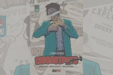 Chiodotorto Volume 1 – The man Wrong | Review preview
