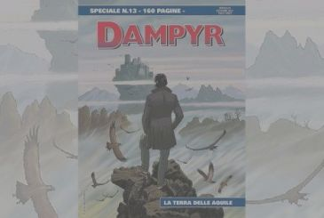Dampyr Special 13 – the Land of The Eagles | Review