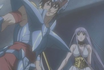 Saint Seiya The Lost Canvas – Season 2, four clips of the Italian dubbing
