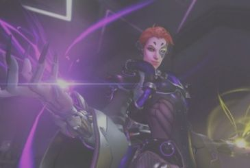 Overwatch: in the arrival of a new heroine and a new map