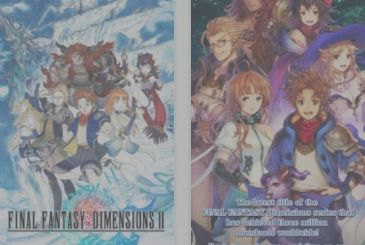 Final Fantasy Dimensions II: the new game made by Square Enix