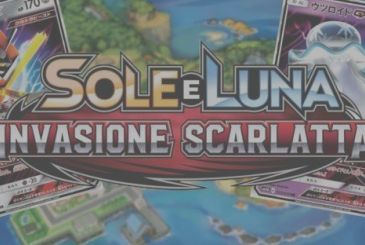 The sun and the Moon: Invasion of the Scarlet – come Ultracreature in the TCG Pokemon