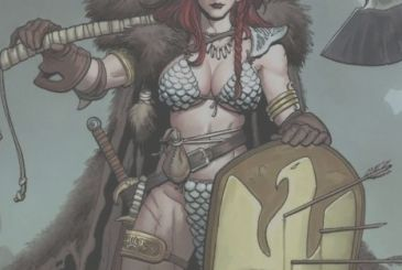 Red Sonja – in production a new film