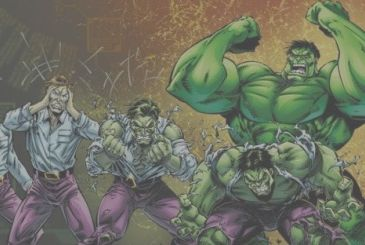 Marvel, the ultimate return of Bruce Banner with the Avengers: No Surrender