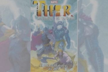 Thor The Slaughterer of The Saga of the Thunder 1 | Review