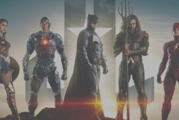 Warner Bros and news 2017/2018, the stand out Justice League and Aquaman – Lucca Comics & Games 2017