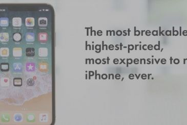 "SquareTrade, ""The iPhone X is the iPhone more fragile than ever"""
