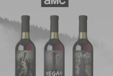 The Walking Dead – a collection of the wines theme
