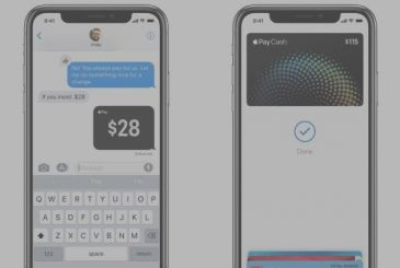 Apple Pay, the Cash is officially active on the public beta of iOS 11.2
