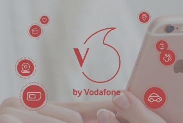 V by Vodafone: the operator of red to the conquest of the market of the Internet of Things