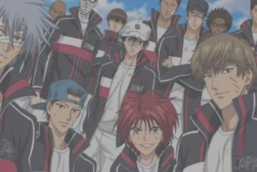 The Prince of Tennis: the author is sorry for the last chapter