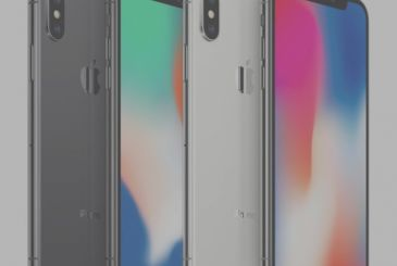 The glass back of the iPhone X: here are some solutions to protect it