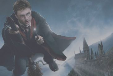 Harry Potter as Pokémon GO, a game in AR branded Niantic