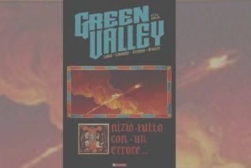 Green Valley Max Landis & G. Camuncoli | Review preview