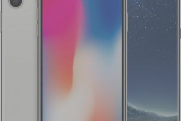 Effect iPhone X, Apple is the first manufacturer of smartphones in Q4 2017?